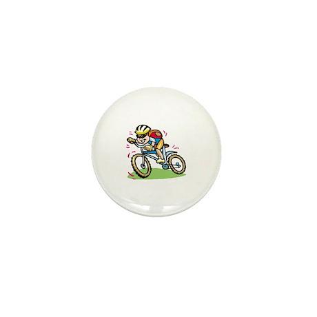Bike Mini Button (10 pack)