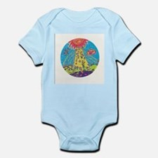Home in the Sky Infant Bodysuit