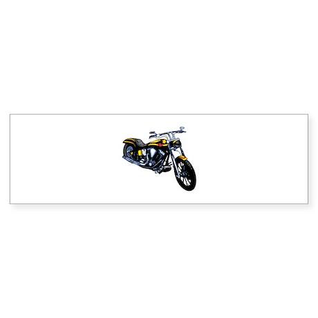 Bike Sticker (Bumper)