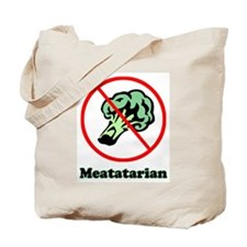 Meatatarian Tote Bag