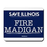 Fire Madigan Mousepad
