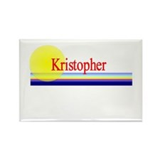 Kristopher Rectangle Magnet