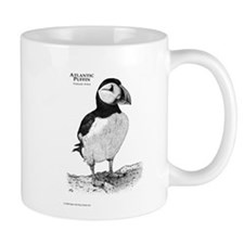 Atlantic Puffin Small Mug