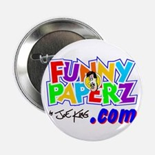 """FUNNY PAPERZ"" 2.25"" Button"