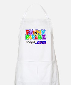 """""""FUNNY PAPERZ"""" BBQ Apron"""