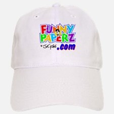 """FUNNY PAPERZ"" Baseball Baseball Cap"