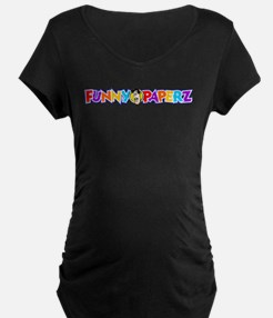 """""""FUNNY PAPERZ"""" T-Shirt"""
