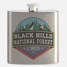 Cute Black Flask