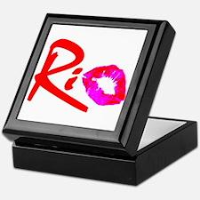 """RIO"" Keepsake Box"