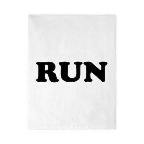 RUN Twin Duvet