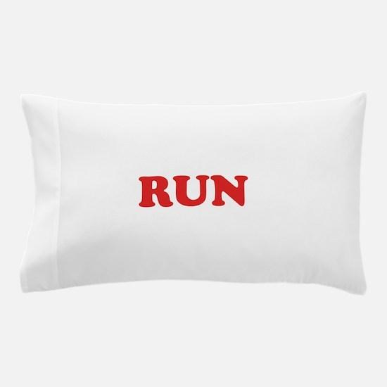 RUN Pillow Case