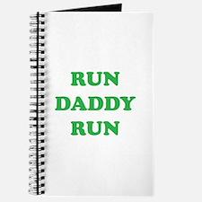 Run Daddy Run Journal