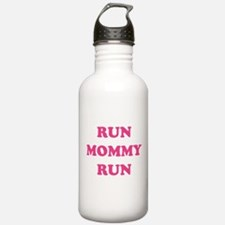Run Mommy Run Water Bottle