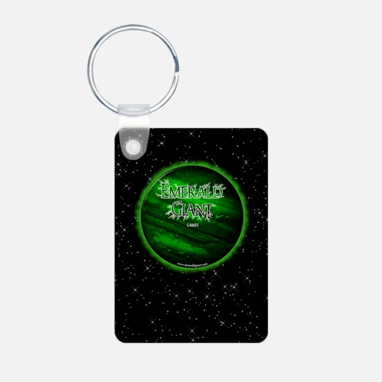 Emerald Giant Keychains