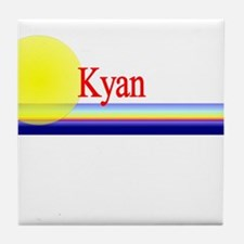 Kyan Tile Coaster