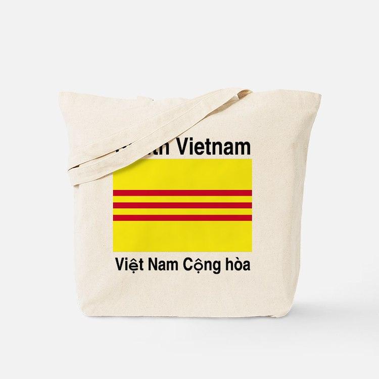 South-Vietnam-Light.png Tote Bag