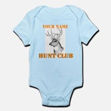 Custom Hunt Club Infant Bodysuit
