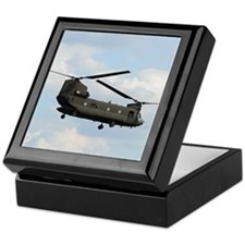 CH-47 Chinook Helicopter Keepsake Box