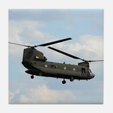 CH-47 Chinook Helicopter Tile Coaster
