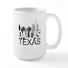 Dallas Skyline Mug