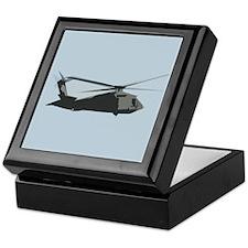UH-60 Black Hawk Helicopter Keepsake Box