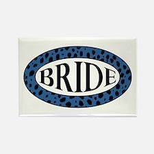 BRIDE Rectangle Magnet (10 pack)