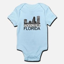 Jacksonville Skyline Infant Bodysuit