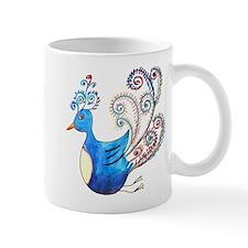 A truly exotic bird Mug