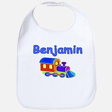 Train Engine Benjamin Bib