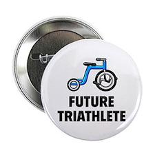 "Future Triathlete 2.25"" Button"