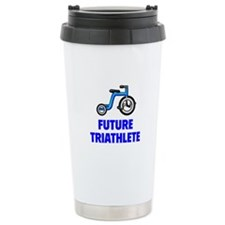 Future Triathlete Travel Mug