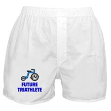 Future Triathlete Boxer Shorts