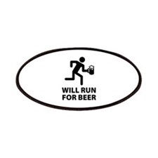 Will Run For Beer Patches