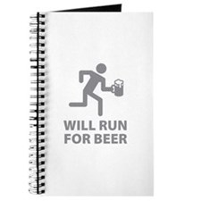 Will Run For Beer Journal