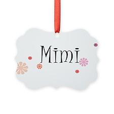 Mimi Retro Ornament