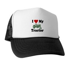 I Love My Tractor Hat