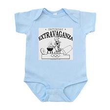 Cute Extravaganza Infant Bodysuit