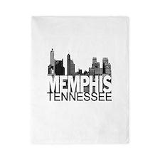 Memphis Skyline Twin Duvet