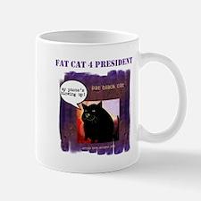 Fat Cat 4 President Mug