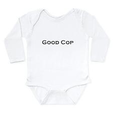 Good Cop Long Sleeve Infant Bodysuit