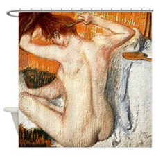 Edgar Degas Shower Curtain Shower Curtain