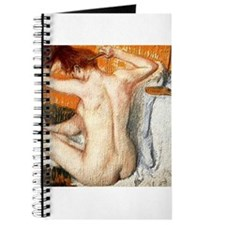 Edgar Degas Shower Curtain Journal