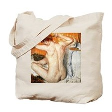 Edgar Degas Shower Curtain Tote Bag