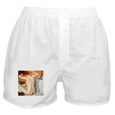Edgar Degas Shower Curtain Boxer Shorts