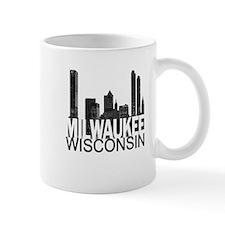 Milwaukee Skyline Mug