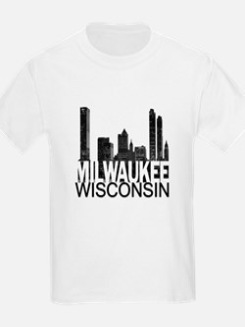 Milwaukee Skyline T-Shirt