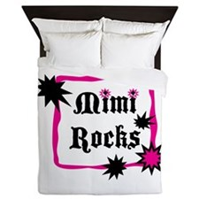 Mimi Rocks Queen Duvet