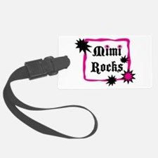 Mimi Rocks Luggage Tag