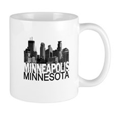 Minneapolis Skyline Mug