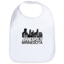Minneapolis Skyline Bib